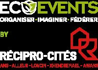 Eco-Events by Récipro-cités logo
